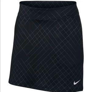 Nike Golf Dri-fit Golf Skirt Style # 856853 Black
